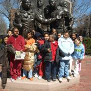 Young Achievers, Boston South End tour